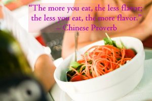 healthy eating quote 2
