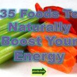 35 energy foods