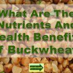 buckwheat_health benefits