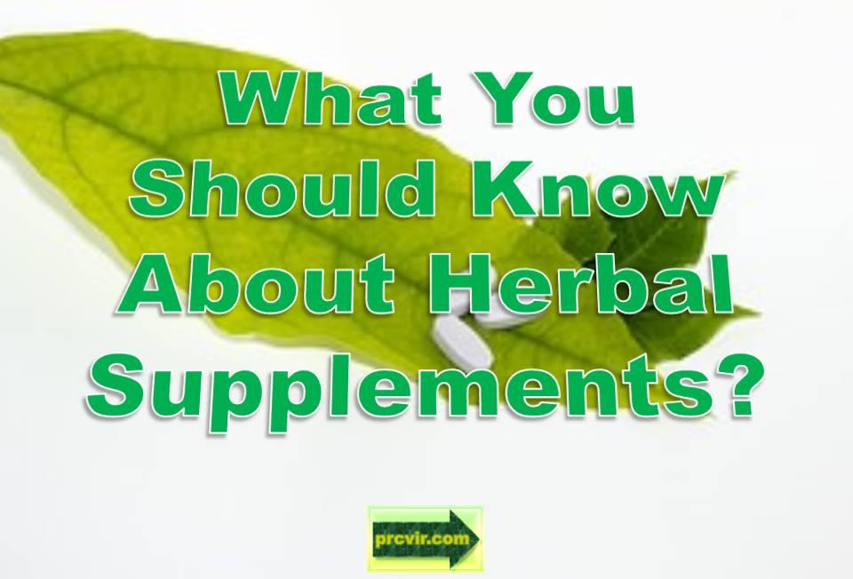herbal supplements