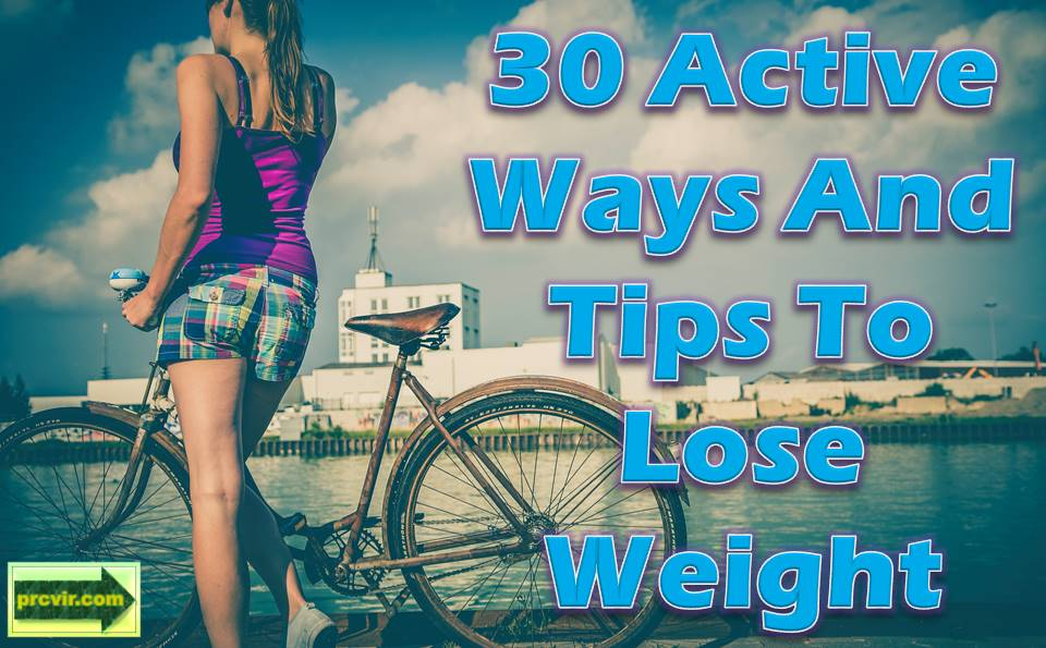active ways to lose weight