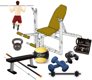 gym equipment 2