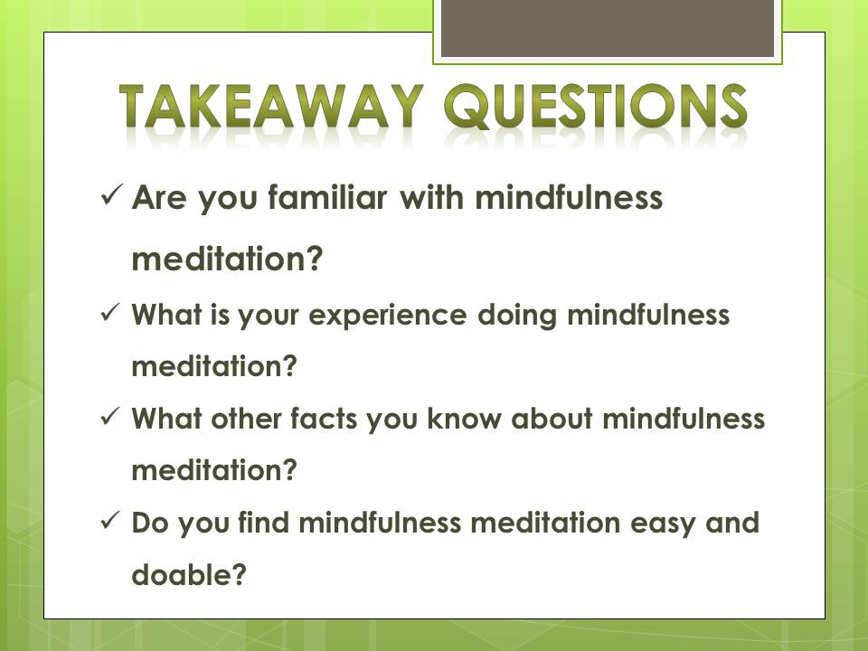 mindfulness meditation_q