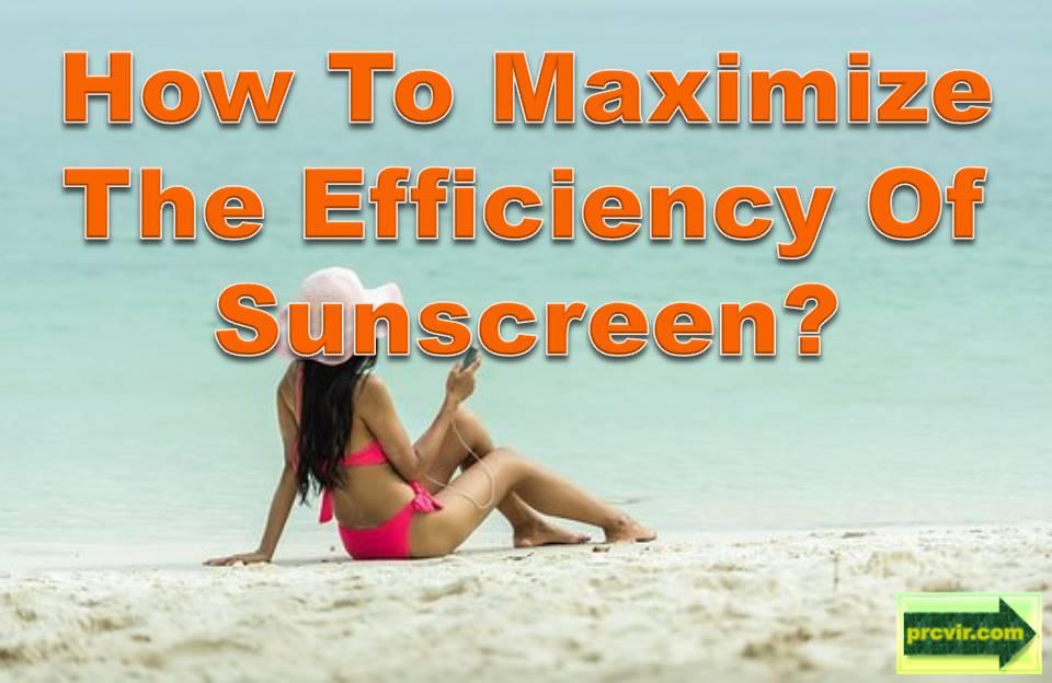 understanding sunscreen
