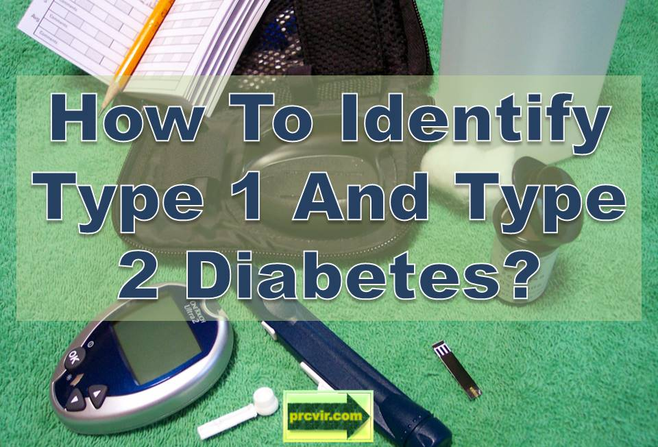 identify diabetes