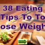 38 eating tips