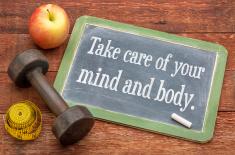 get healthy