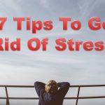 27 get rid of stress