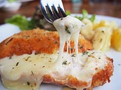 chicken-food combination