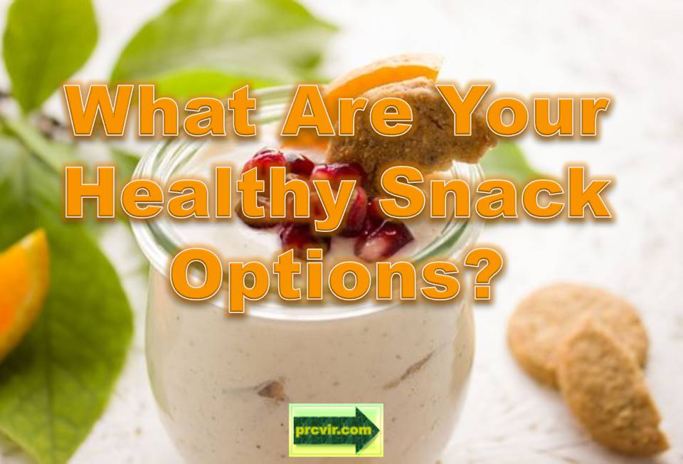 healthy snack option