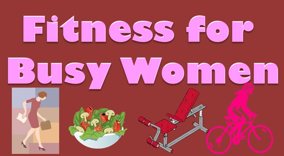 fitness for busy women