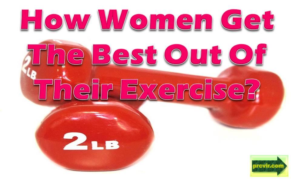 women exercise tips