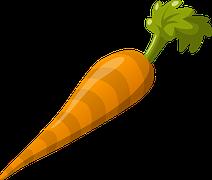 carrot-diet myth