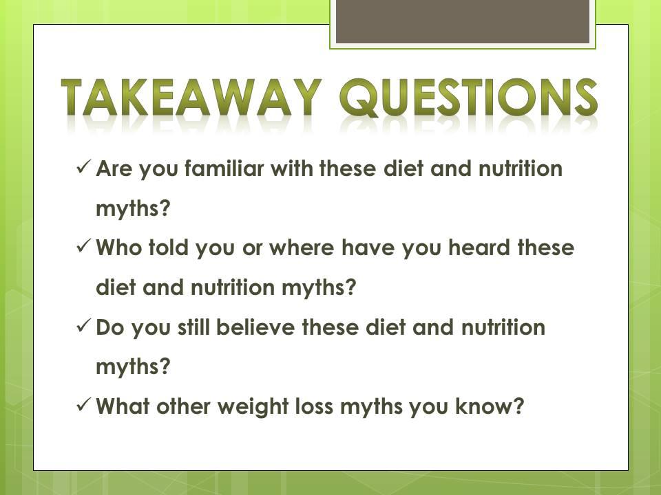 diet myths_q