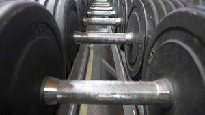 dumbbells-strength training