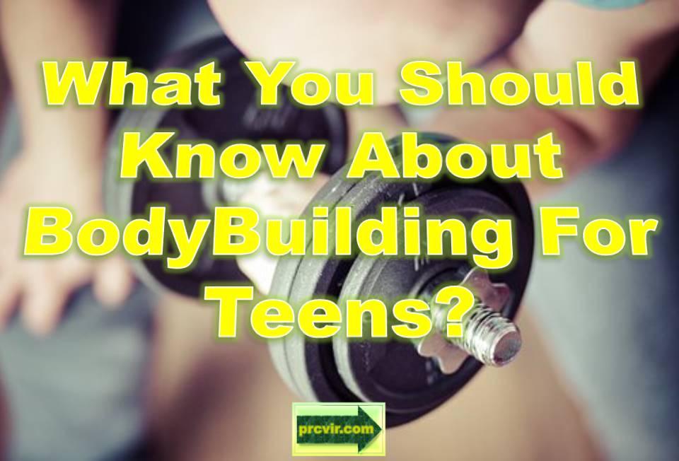 bodybuilding for teens