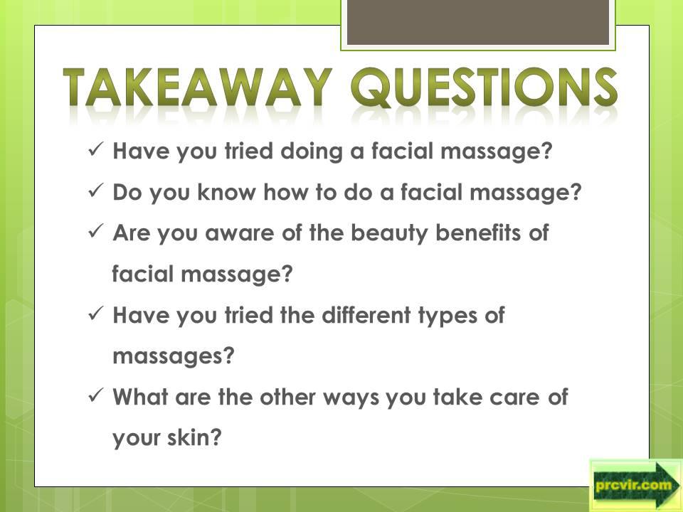 how to do facial massage_q
