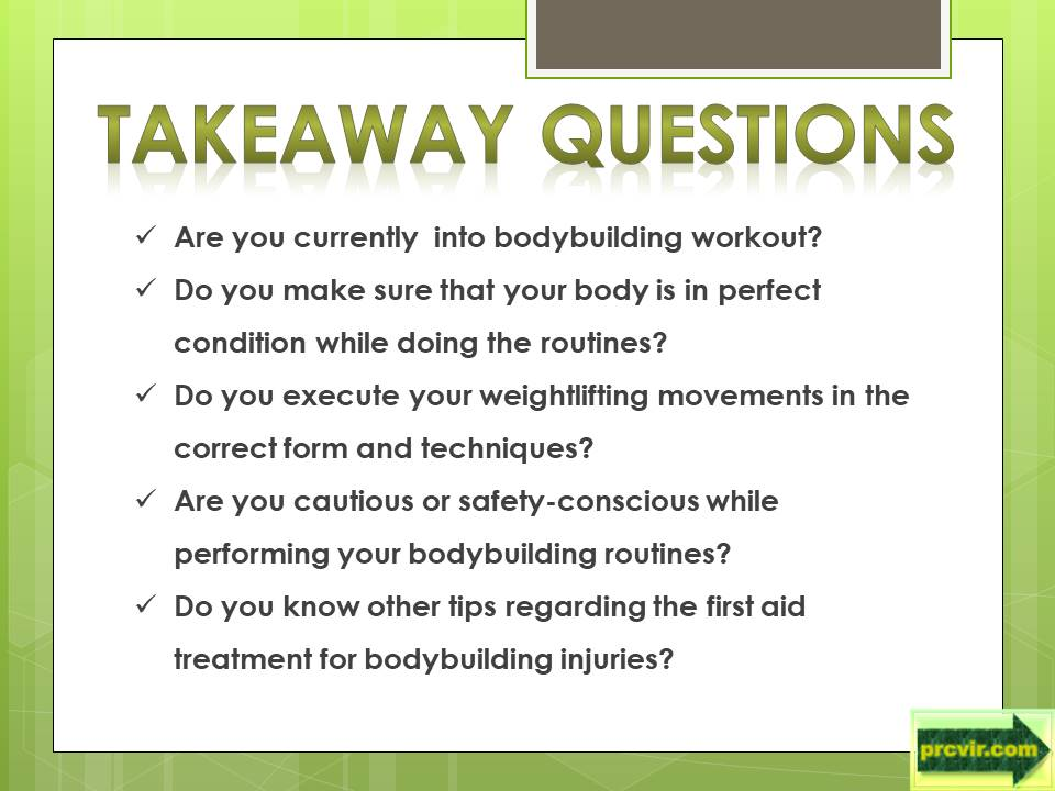 stay safe in bodybuilding workouts_q
