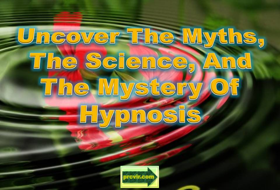 mystery of hypnosis